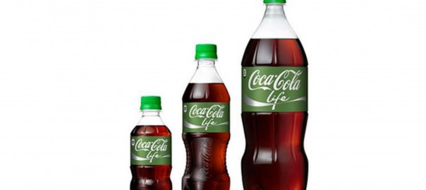 緑の「コカ・コーラ ライフ」発売!コカ・コーラトリビア10連発