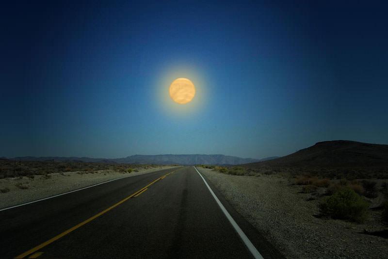 地球から見た金星