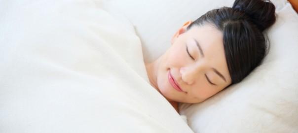 簡単スヤスヤ♪19秒で眠たくなる呼吸法