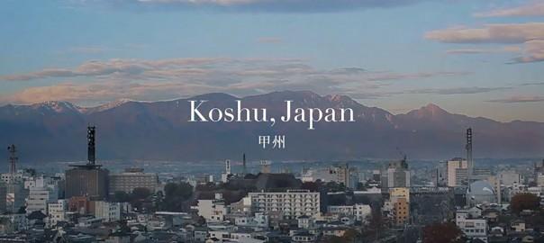【日本の美と伝統】山梨県の魅力をおさめた映像が心に響く(2:27)