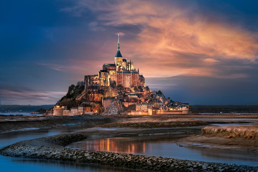 """""""Le Mont Saint michel"""""""