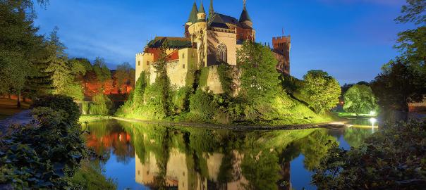 死ぬまでに一度は行きたい。世界の美しすぎる10のお城