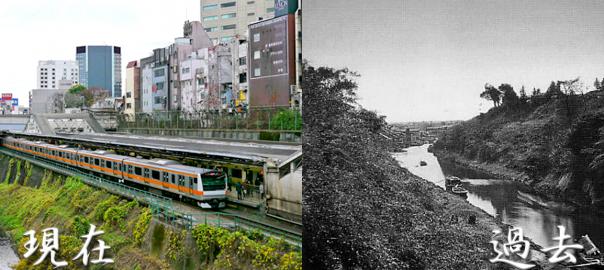現在と過去を一目で。写真で感じる「東京の100年」