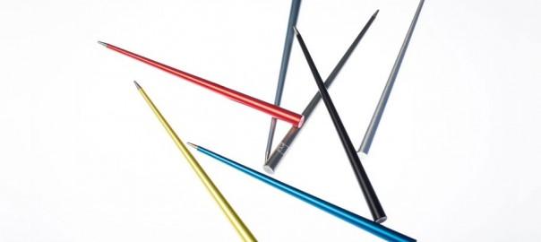 【永久に書けるボールペン!?】 イタリア発のオシャレでエコなペン「PRIMA」