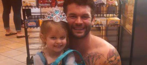 【世界一の伯父】4歳の姪のために一肌脱いだ伯父の行動が笑えるけどほっこり
