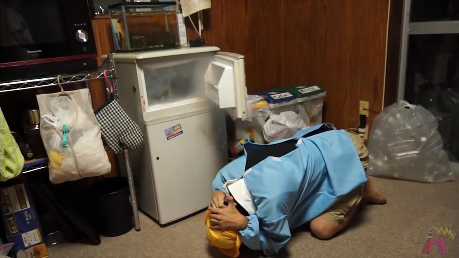 meg冷蔵庫