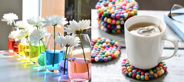 生活に彩りを!この春やりたい簡単DIY4選