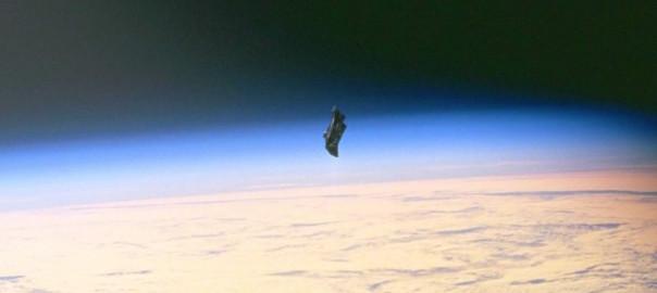 13,000年前から存在?! 地球の上に浮かぶ謎の物体の正体とは