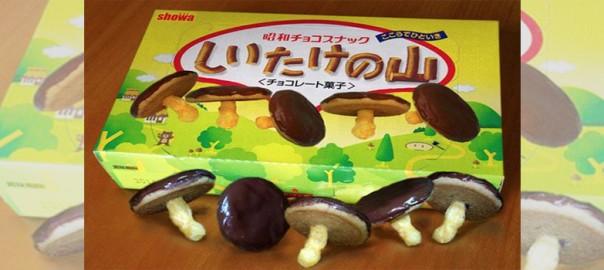 【しいたけの山?!】美術の先生が作ったパロディ菓子が楽しすぎる!