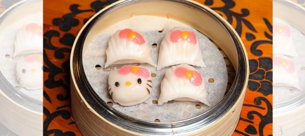 香港人「日本よ、これがハローキティだ」キティが溢れるレストラン