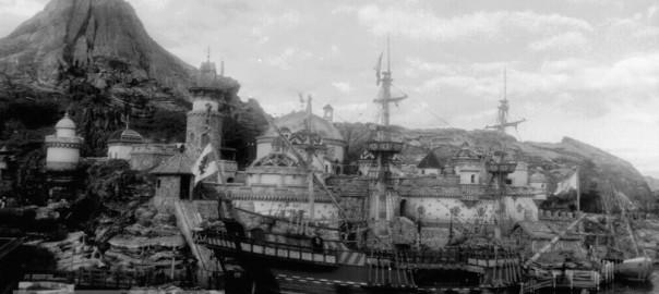 西洋時代にタイムスリップ?!ディズニーシーを60年前のカメラで撮影してみた(画像8枚)