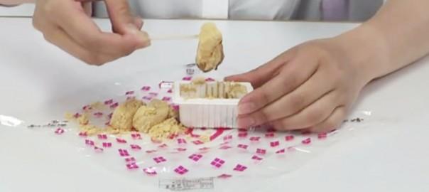 笑撃的事実!『桔梗信玄餅』の公式の食べ方が意外すぎる