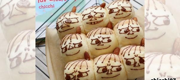 リトルミイにミッキーも!自宅で作れる「ちぎりパン」がカワイイ(画像13枚)