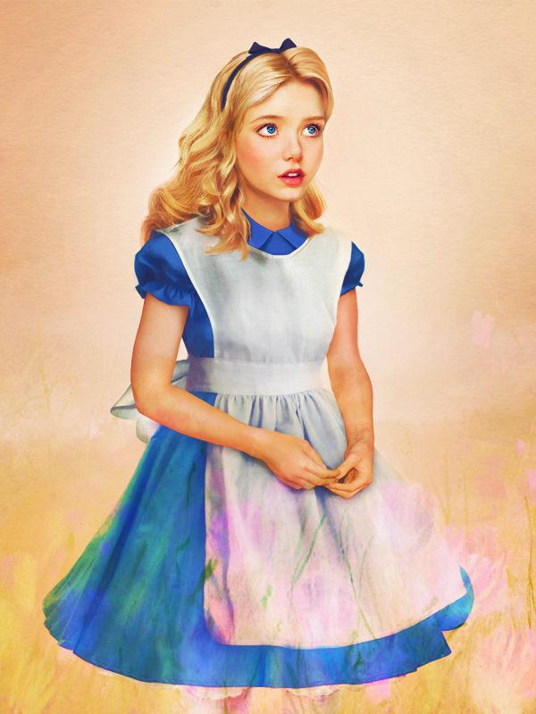 現実のアリス