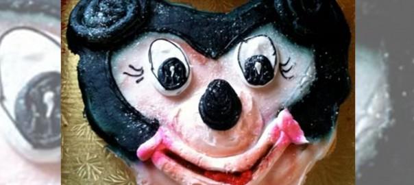 【閲覧注意】恐るべき失敗!子供がトラウマになる「ホラーケーキ」12選