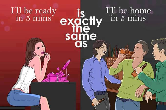 男女の共通点
