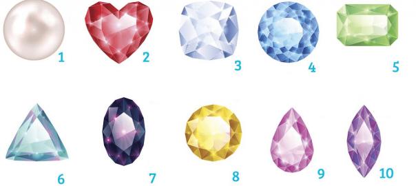 【性格診断】あなたはどの「石」に惹かれますか?