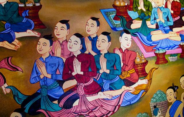 タイの儀式
