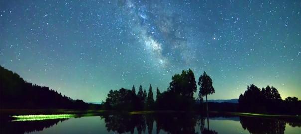 日本の星空が、世界で一番美しいということが分かる動画