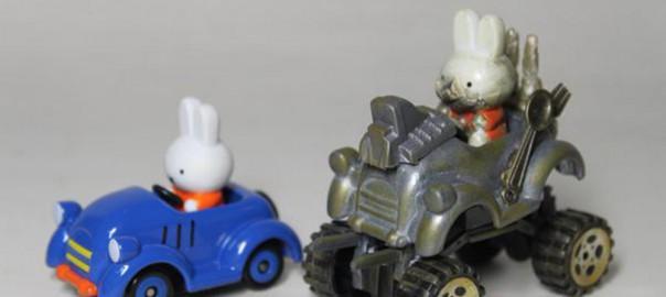 【トミカの魔改造】マッド・マックス化したミッフィーがハイクオリティ