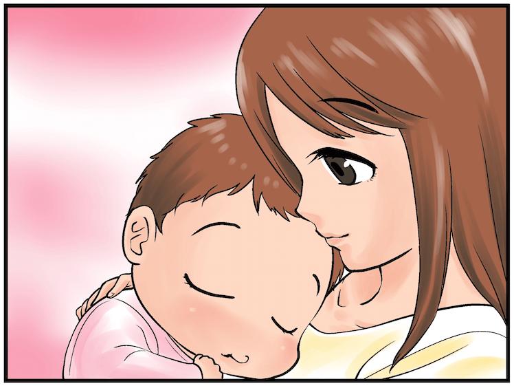 赤ちゃんが生まれるとわかること