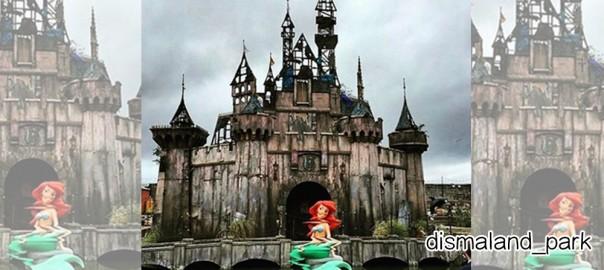 闇のディズニーランド開園?! イギリスにオープンした「ディズマランド」が完全にダークサイド