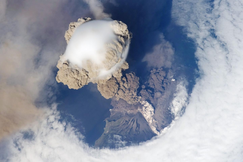 芙蓉山(千島列島)