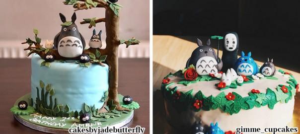 ジブリ好きは見逃せない!みんなの「トトロケーキ」がハイクオリティで食べられない(画像11枚)