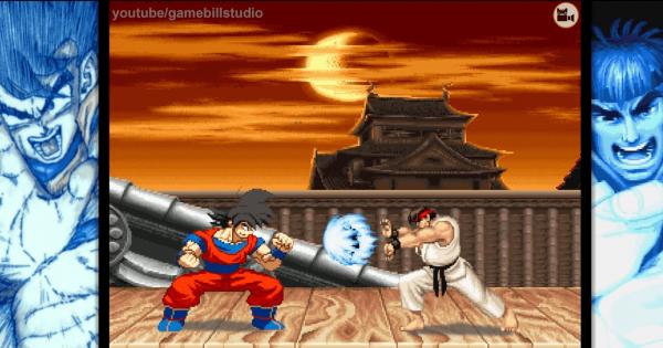 【最強は誰だ】悟空がストリートファイターの世界に殴り込み!