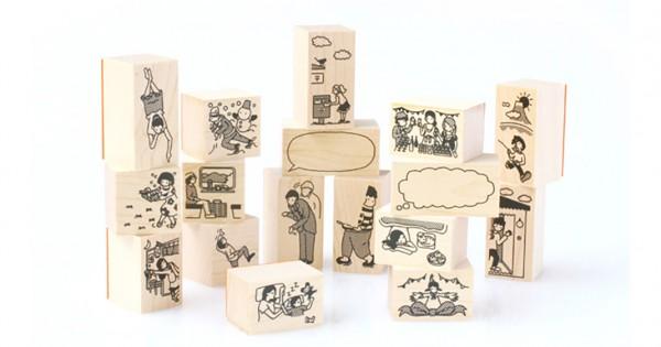 手紙が書きたくなる!「切手と一緒に使うスタンプ」が可愛すぎ