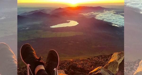 富士山に登ってはいけない14の理由