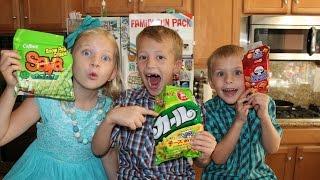 子供たちに「おいしい」をお届け!日本のお菓子は海外でも大人気!