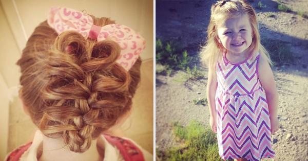 愛する娘のために!髪の結い方がわからないシングルファーザーが、美容学校に通い始めたお話