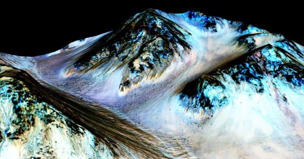 NASAが火星に液状の水を発見!っていうニュースは結局どういうこと?