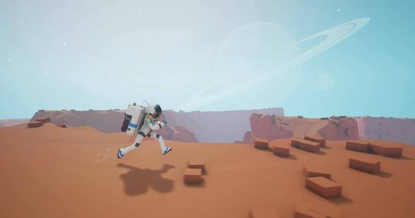 宇宙飛行士になって惑星探査をするだけのゲームが永遠に飽きなそう