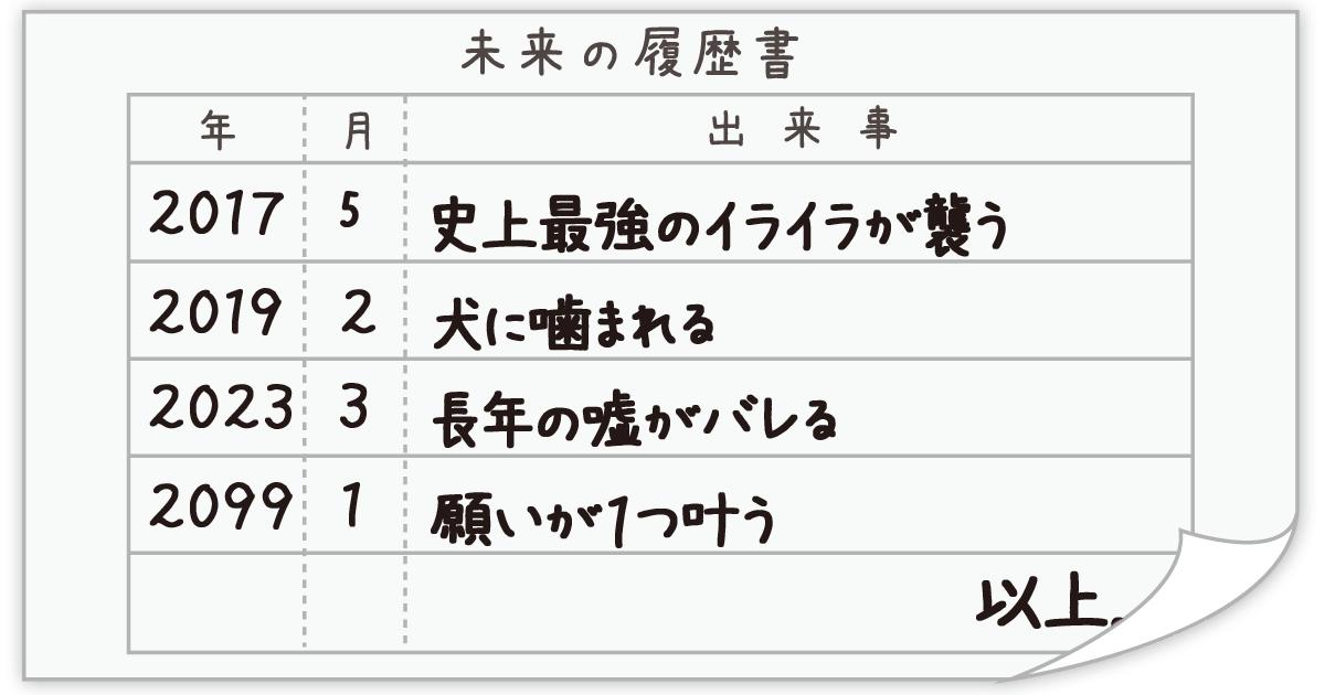 履歴書14