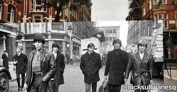 【NYやパリの風景も】過去と現在の街並みをコラージュした写真に時の流れを感じる