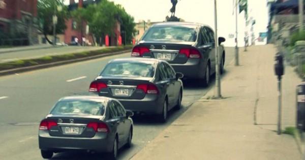 この車が全部同じ大きさだってわかる?何度見ても引っかかる目の錯覚まとめ(8選)