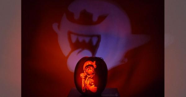 1つのかぼちゃのスゴい仕掛け!「ルイージのかぼちゃ」がハロウィンに欲しい