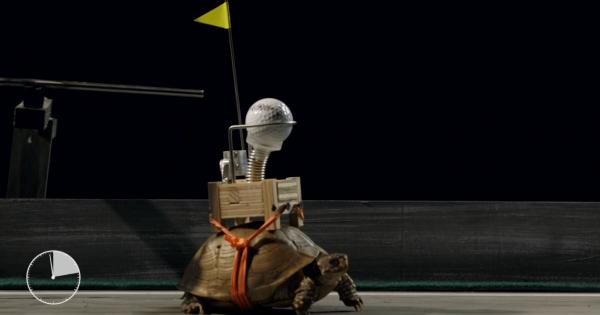 【必要なのは我慢強さ】ゴールまで6週間かかる世界一遅いピタゴラスイッチ!