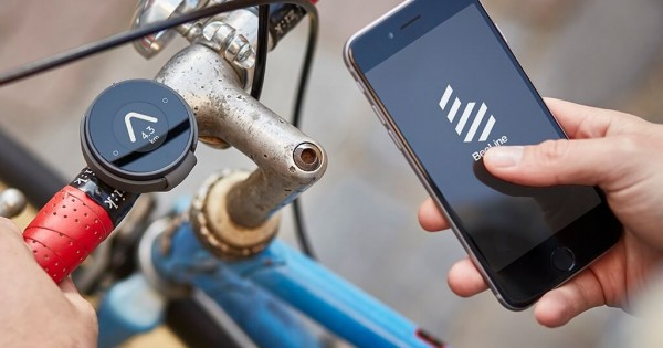 【常に目的地への方向を指す】自転車を安全にナビしてくれるスマートコンパスが超便利!