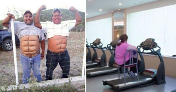 お前ら痩せたいなら運動しろよ!(笑) 全くダイエットをする気のない人たち15選