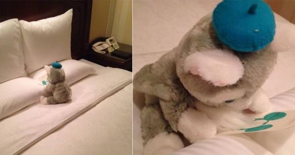 【ホテルに戻ったら素敵なサプライズ】ディズニーランドで起こった笑顔になれるエピソード12選