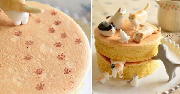 可愛すぎて食べられない!日本の「猫スイーツ」が世界中で絶賛の嵐