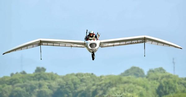 ナウシカの飛行機「メーヴェ」が現実に!「風の谷」を舞う姿にワクワクが止まらない
