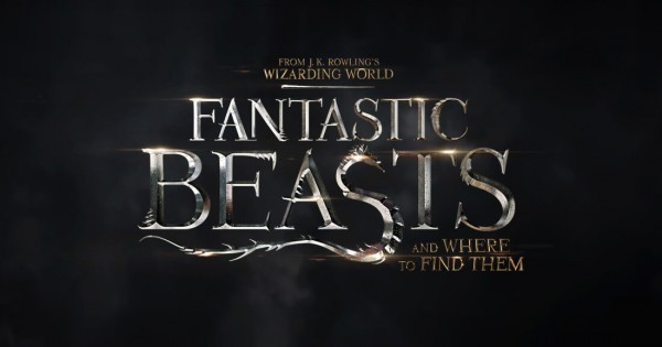 【全世界待望】ハリー・ポッター新シリーズのロゴ公開にワクワクが止まらない!