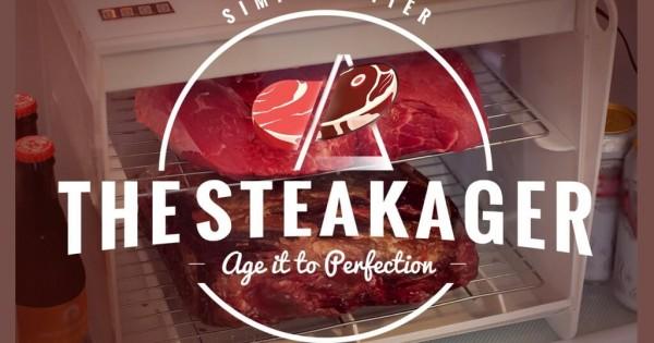 【名店の味をご家庭で】自宅で簡単にできる熟成肉ステーキ製造機にヨダレが止まらない