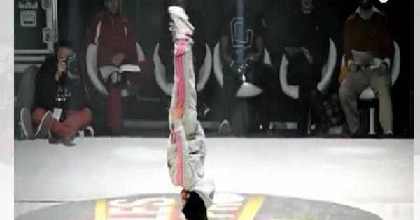 「あんたなんかに負けないわよ!」ダンスバトルで見せた6歳の女の子の演技に大盛り上がり