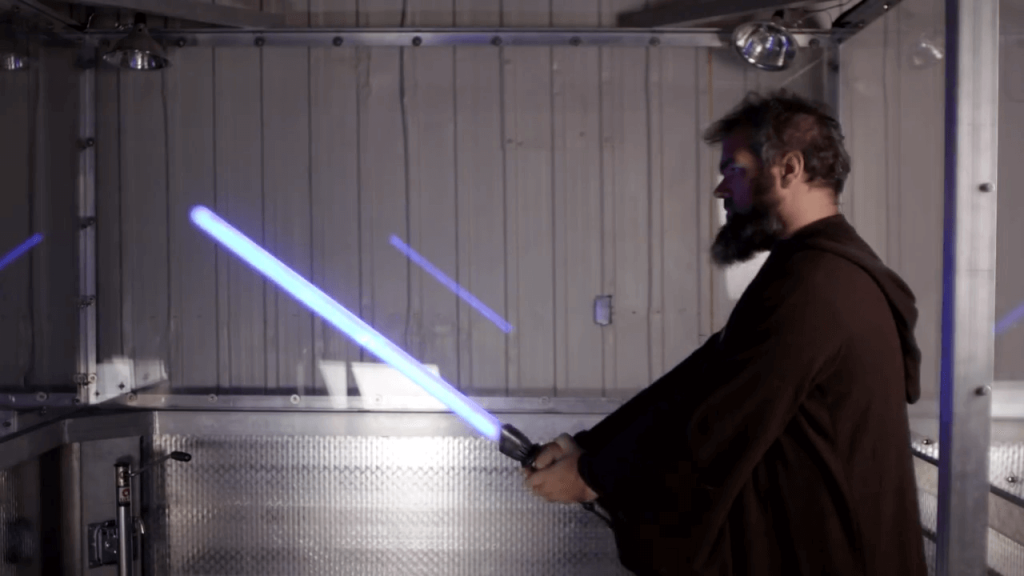Calimacil Kickstarter Foam Lightsaber.00_01_40_23.Still001