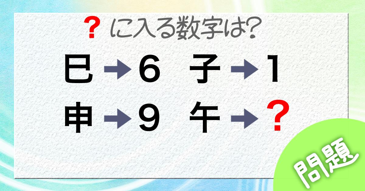 クイズ15